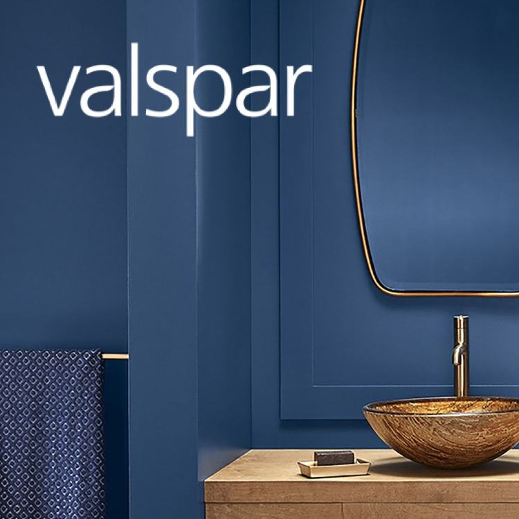 More about Valspar paint at Greeners Budget Lumber