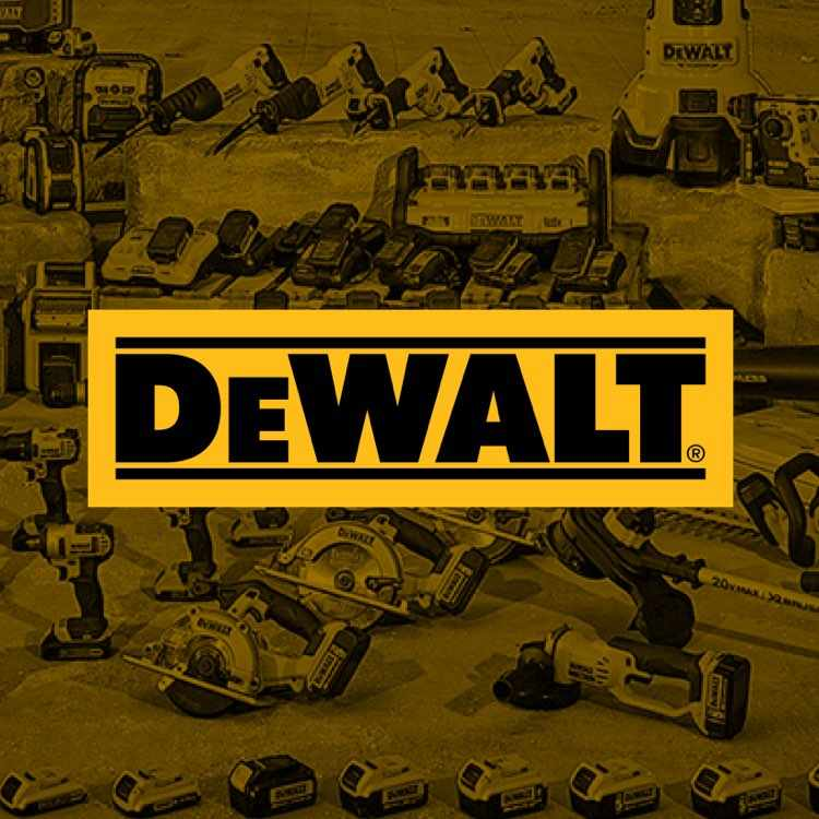 More about Dewalt power tools at Greeners