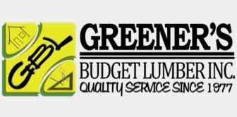 Greener's Budget Lumber