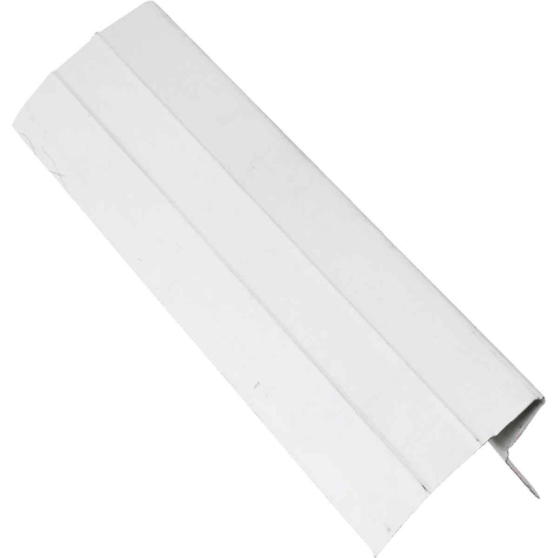 NorWesco D Galvanized Steel Roof & Drip Edge Flashing, White Image 1
