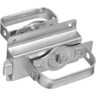 National Zinc Steel Swinging Door Latch Image 1