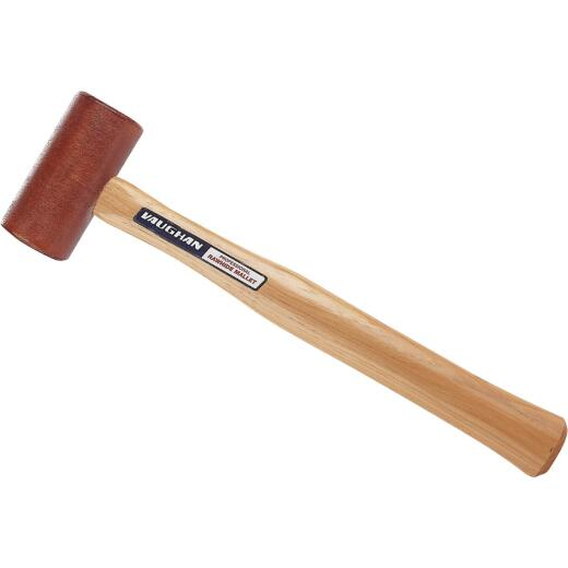 Vaughan 8 Oz. Rawhide Mallet with Wood Handle