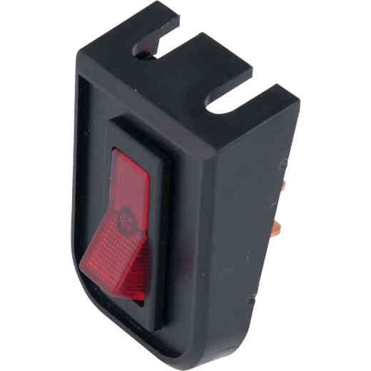 Calterm Illuminated 20A 12V Rocker Switch & Panel Combination