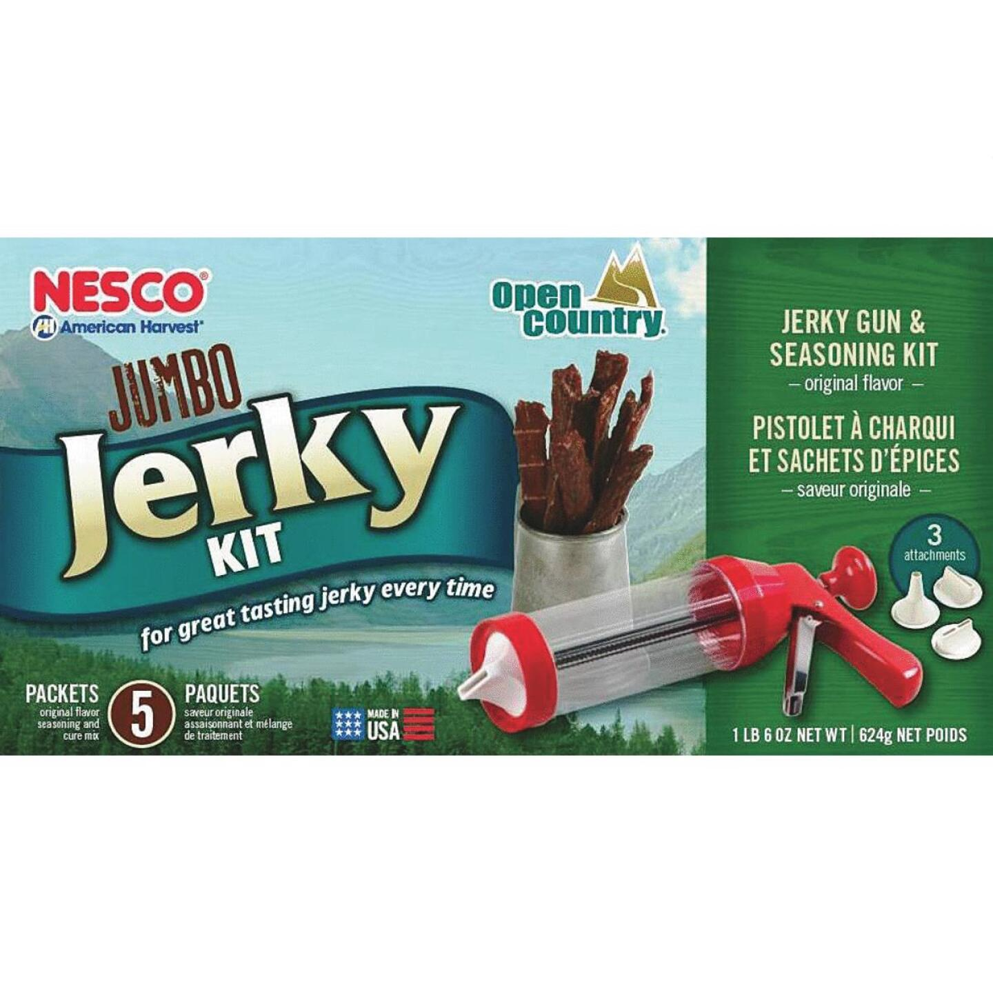 Nesco American Harvest Jumbo Jerky Works Kit Image 1