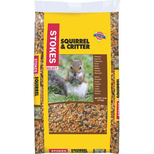 Squirrel & Critter Feed