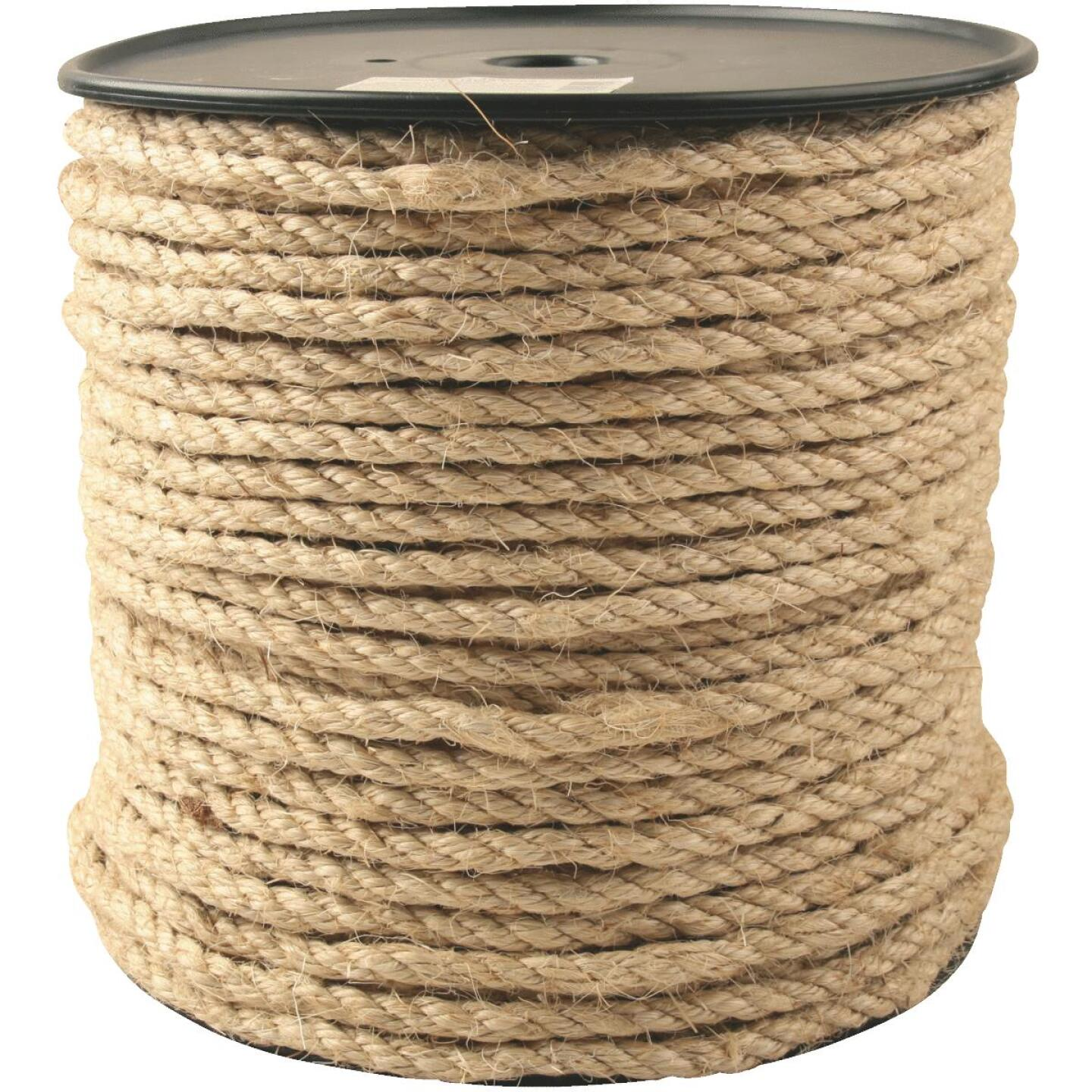 Do it 3/8 In. x 365 Ft. Tan Sisal Fiber Rope Image 1